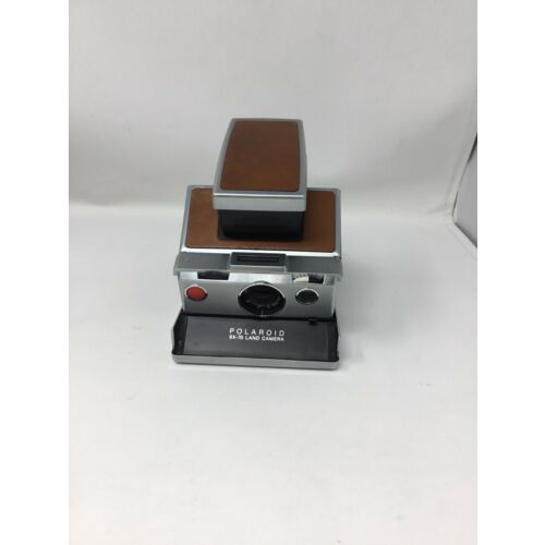vintage-polaroid-sx70-land-camera-brown-leather-untested
