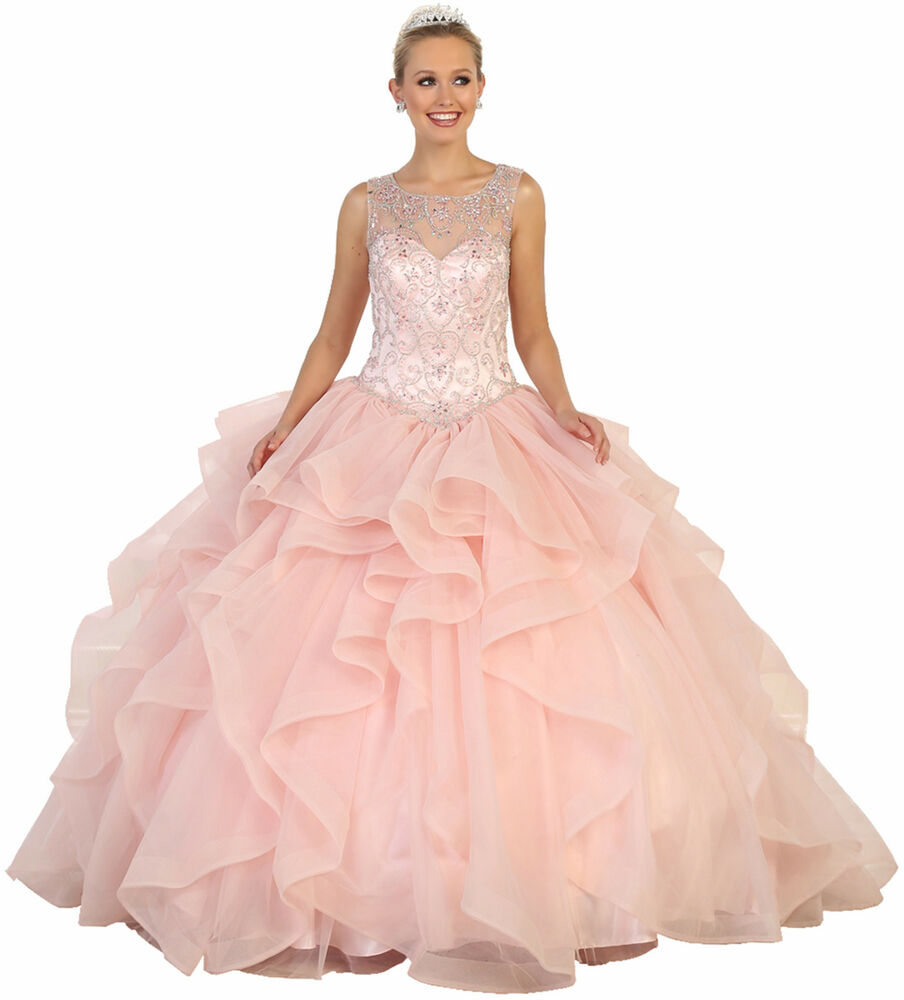 dd56aa70b5 Ball Gown Sweet 16 Dresses - Gomes Weine AG