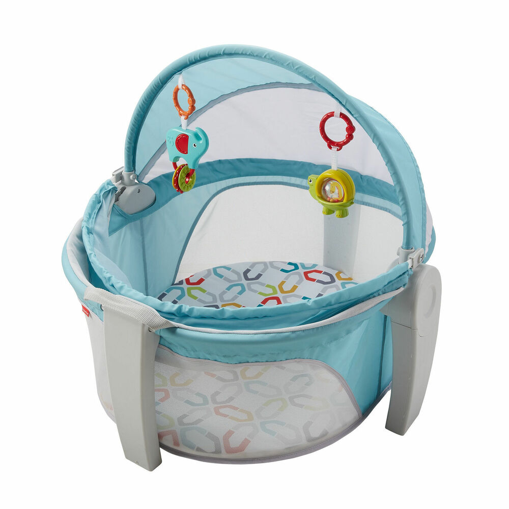 1eda82e837f9 Fisher-Price On-the-Go Baby Dome 887961641776