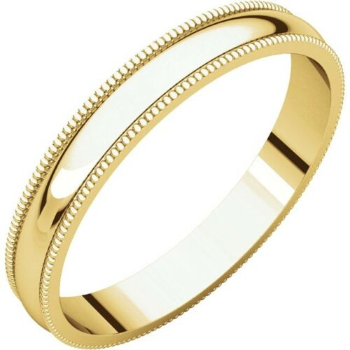 solid-14k-yellow-gold-3mm-milgrain-design-wedding-band-ring-size-4-15