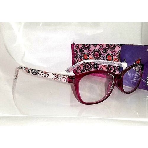 250-foster-grant-gwennie-red-pink-floral-reading-glasses-w-soft-case-spg-hng