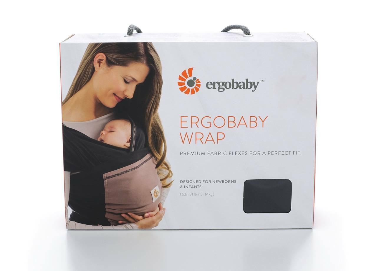 3674e9628f3 UPC 845197045867 product image for Ergobaby Wrap