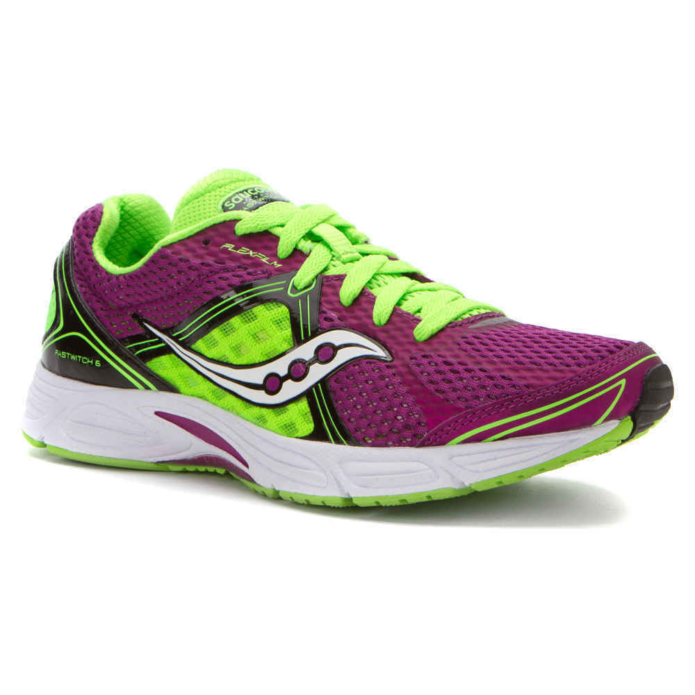 bec76ce07738 Details about New! Saucony Women s Fastwitch 6 Road Running Shoes in Purple  Size  8 in box  2