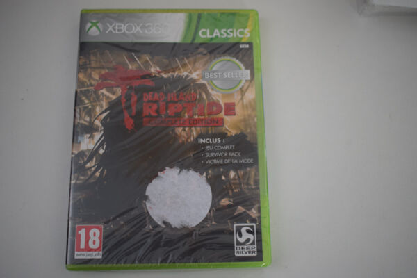 Beaune d'Allier,Francedead island  complete edition xbox 360 xbox360 neuf sous blister