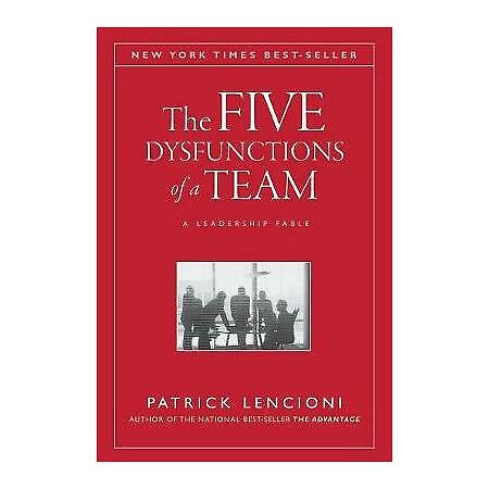 img-The Five Dysfunctions of a Team - 9780787960759