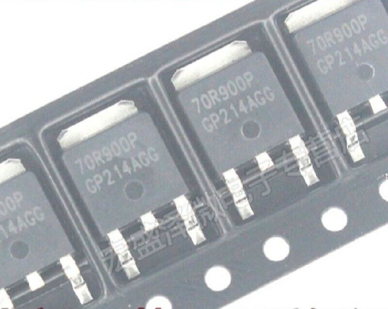 10pcs 70r900p To 252 Power Ic M Ebay Time Delay Uses Transistor