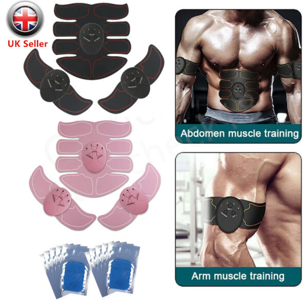 Ultimate Abs Slim Stimulator Abdominal Muscle Training Toning Belt Replace cckk