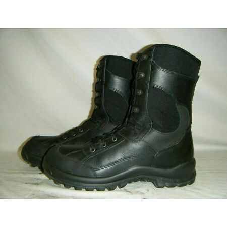 img-German Austrian Army Military Police Issue Assault Para Leather Boots All Size