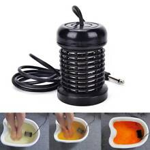 Personal Ionic Detox Foot Basin Bath Spa Cleanse Machine Health Care Relief Pain