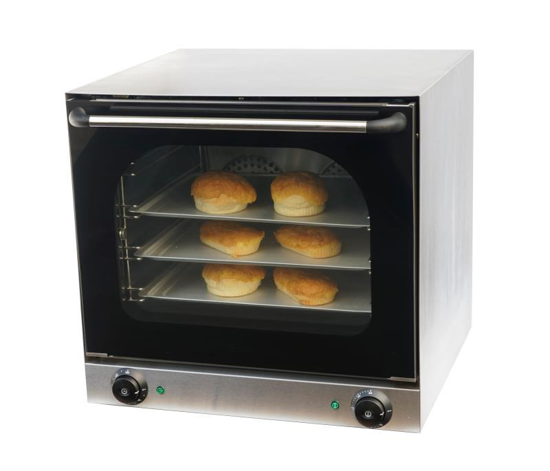 New Electric Baking CONVECTION OVEN Counter Top / BAKE OFF ...