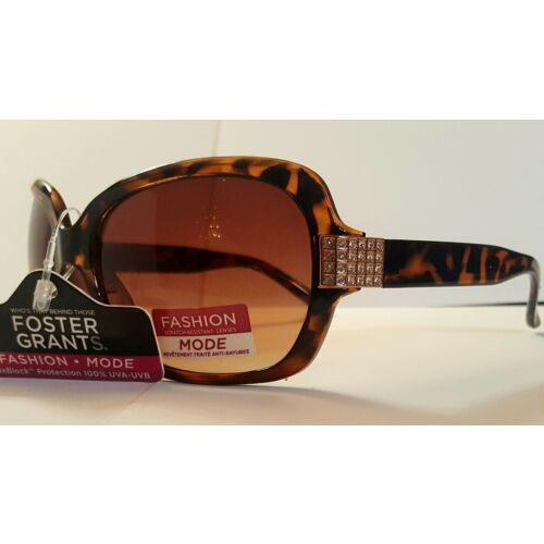 foster-grant-dazzling-brown-gradient-lenses-sunglasses-shine-100-uv-msrp19