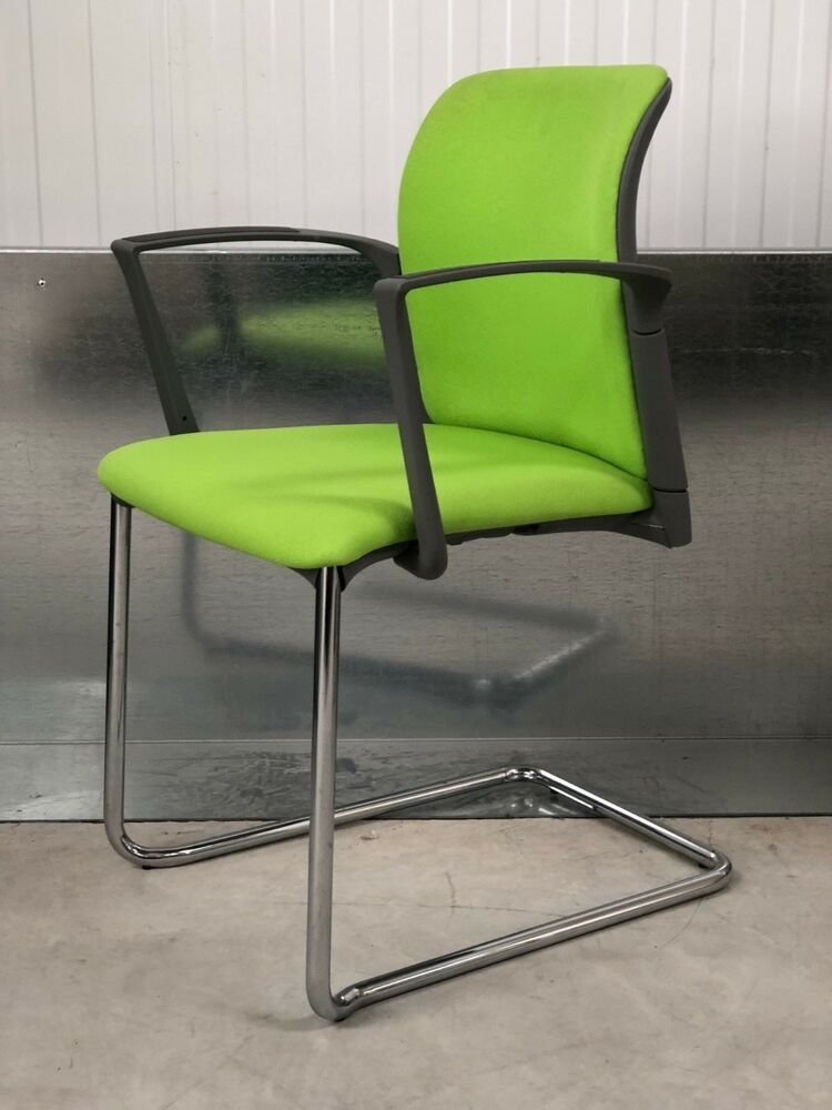 Details About Designer Lime Green Office Home Meeting Computer Chair