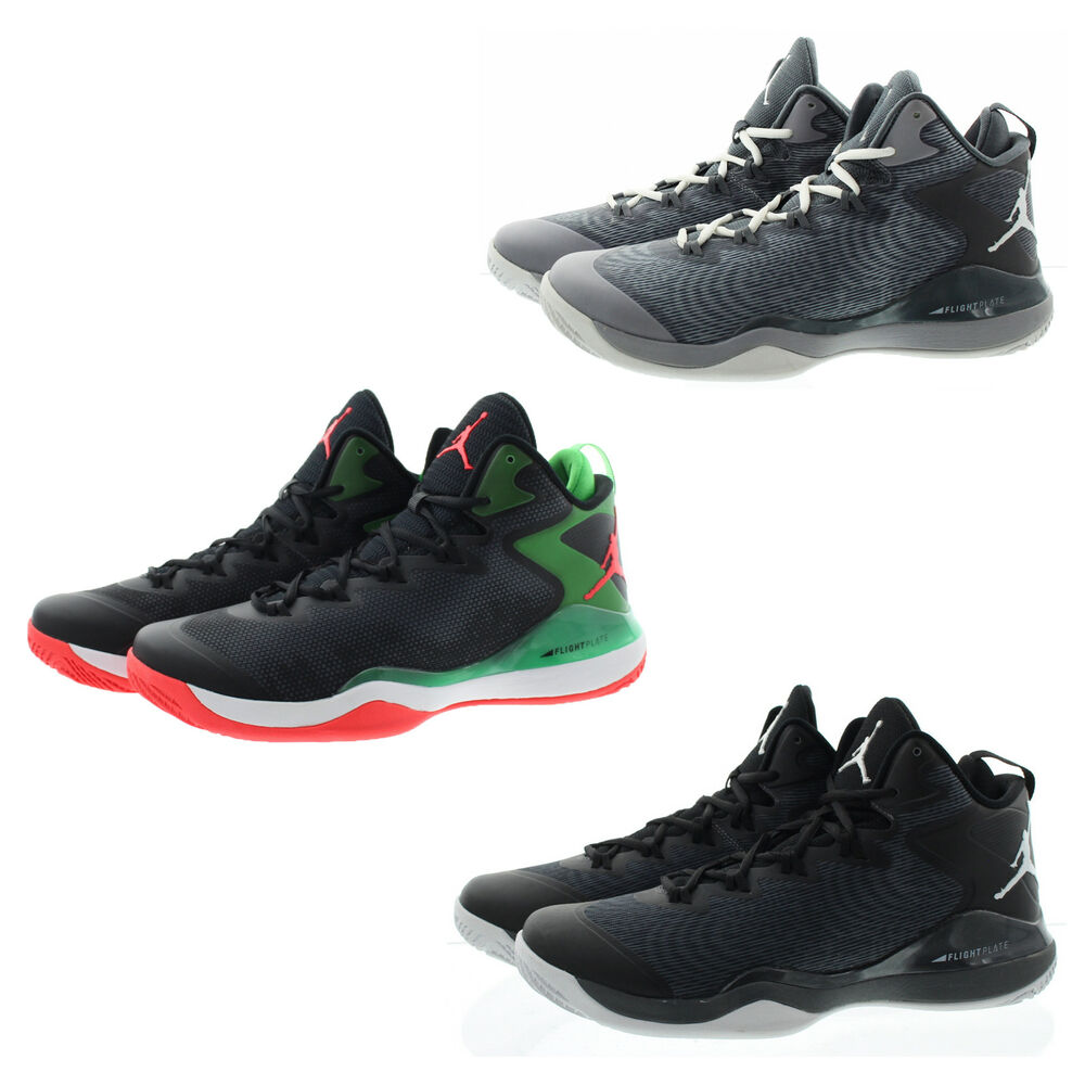 separation shoes 659b2 038f4 Details about Nike 684933 Mens Air Jordan Super Fly 3 Performance  Basketball Shoes Sneakers