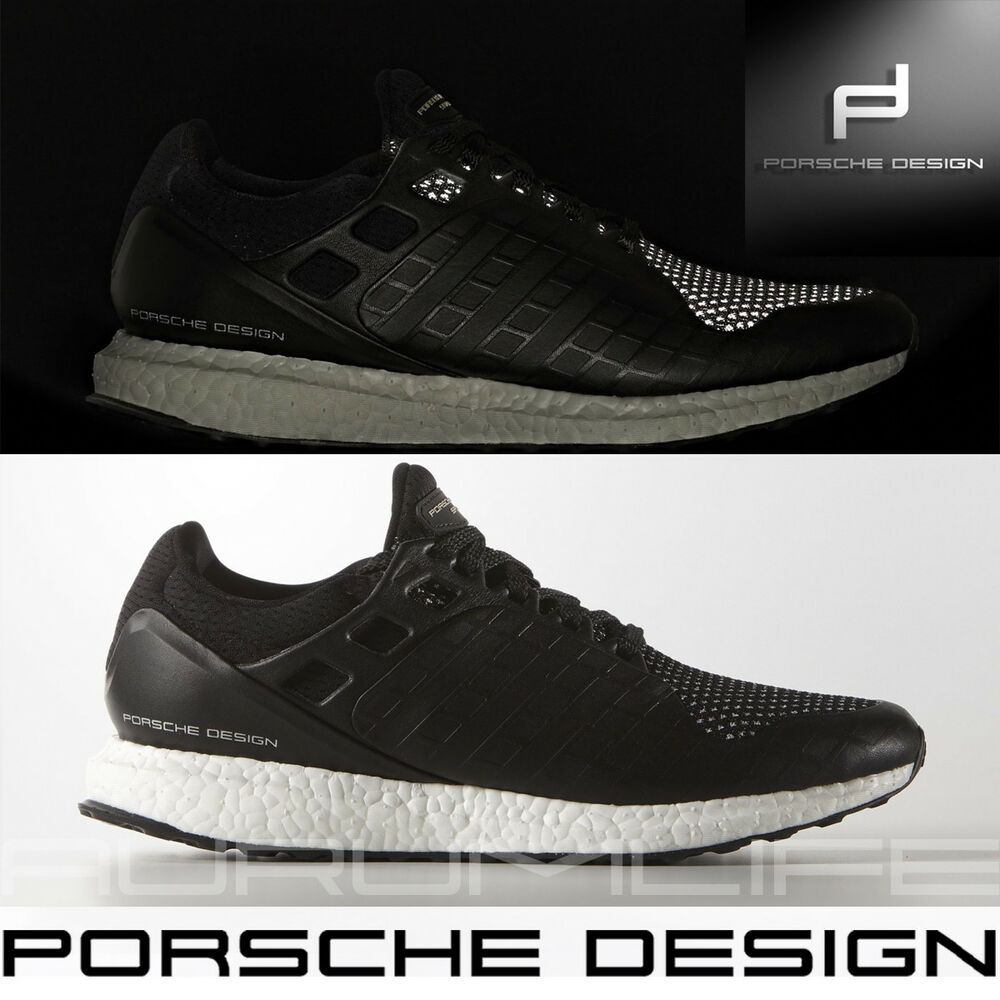 newest collection 9ef26 cbbc0 Details about Adidas Porsche Design Sport Mens Shoes ULTRA BOOST LUX Bounce  Run Limited AQ3572