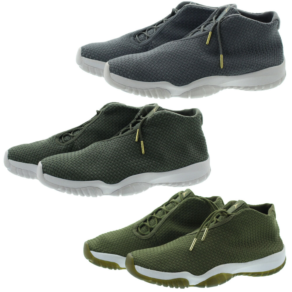 sports shoes 6736c d2564 Details about Nike 656503 Mens Air Jordan Future Mid Top Basketball  Athletic Shoes Sneakers