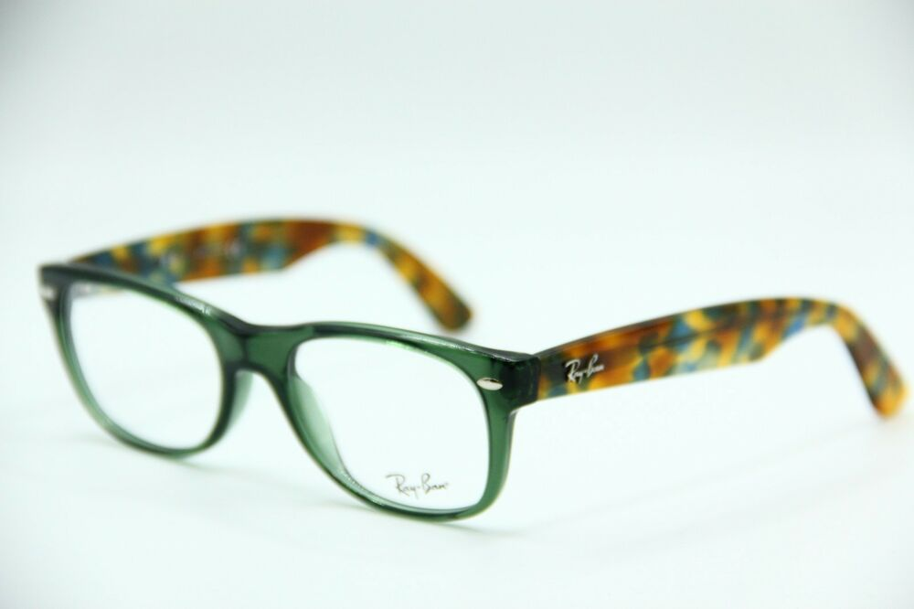 47a318434c Details about NEW RAY-BAN RB 5353 5630 GREEN EYEGLASSES AUTHENTIC FRAME RX  RB5353 52-19