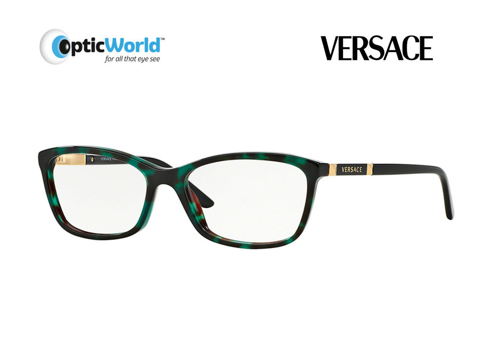 4e11daeafc0 Details about Versace VE3186 - Designer Spectacle Frames with Case (All  Colours)