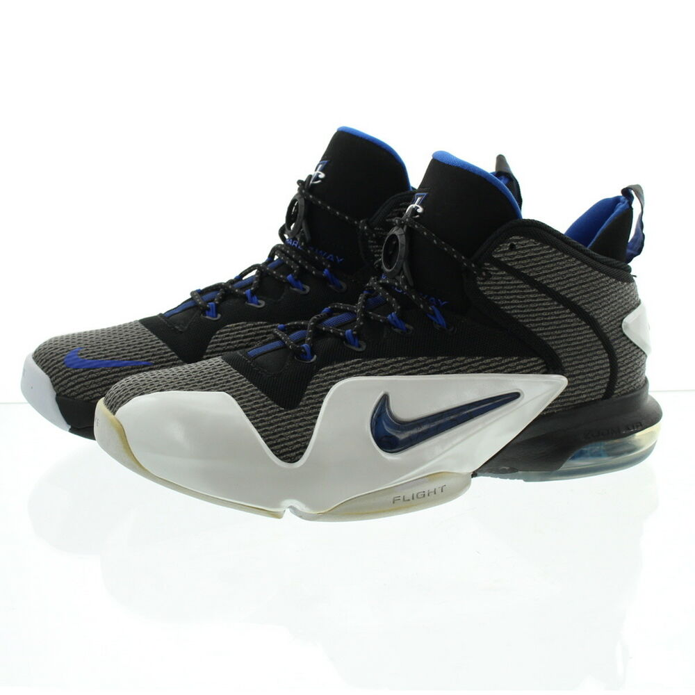 7664edcdd9d Details about Nike 749632 Mens Penny VI Sharpie Pack Mid Top Basketball  Shoes Sneakers