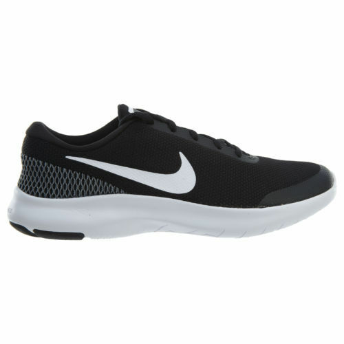 de2124b7df2 Details about Nike Flex Experience RN 7 Mens 908985-001 Black White Running  Shoes Size 10.5 US
