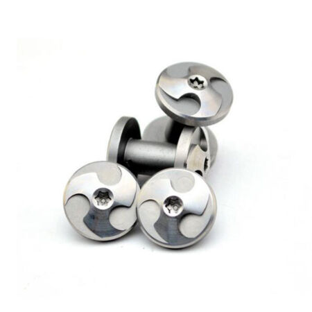 img-1pcs Knife Handle Rivet Fastening Stainless Steel Screw Tactical Knives DIY