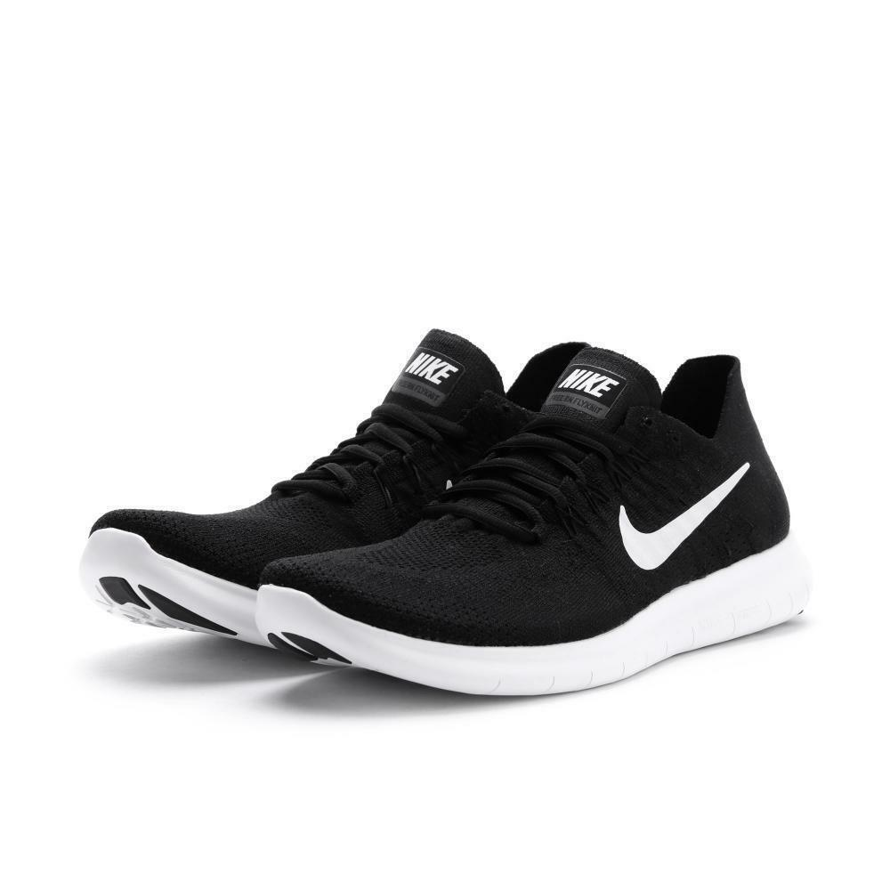 c018e9044112d4 Details about Nike Free Rn Flyknit 2017 Men s Running Training Sz 11 Shoes  Black 880843-001