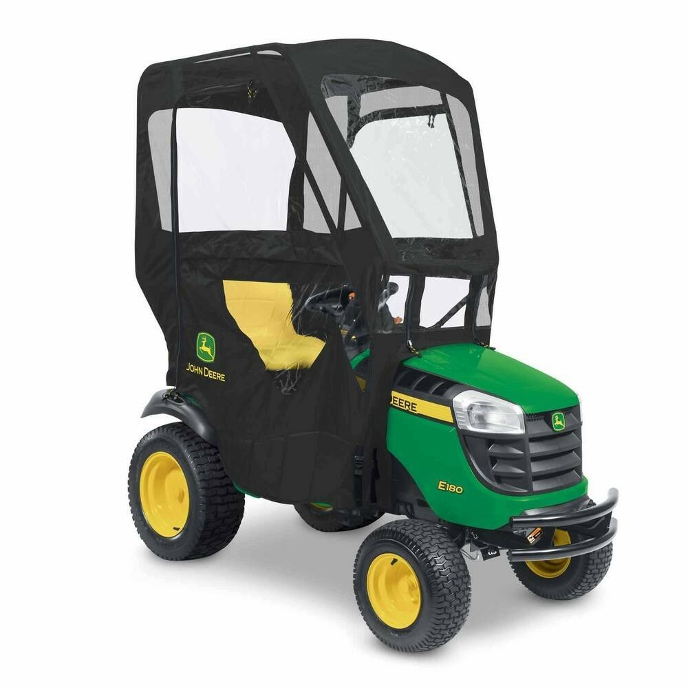 John Deere Weather Enclosure Canopy E100 Series And S240 Manual Guide