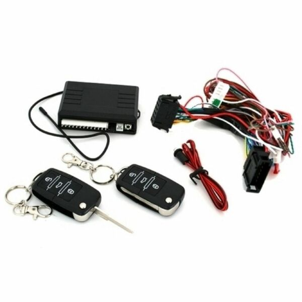 CENTRALISATION A DISTANCE PLUG & PLAY TELECOMMANDES LOOK VW KIT TELECOMMANDE