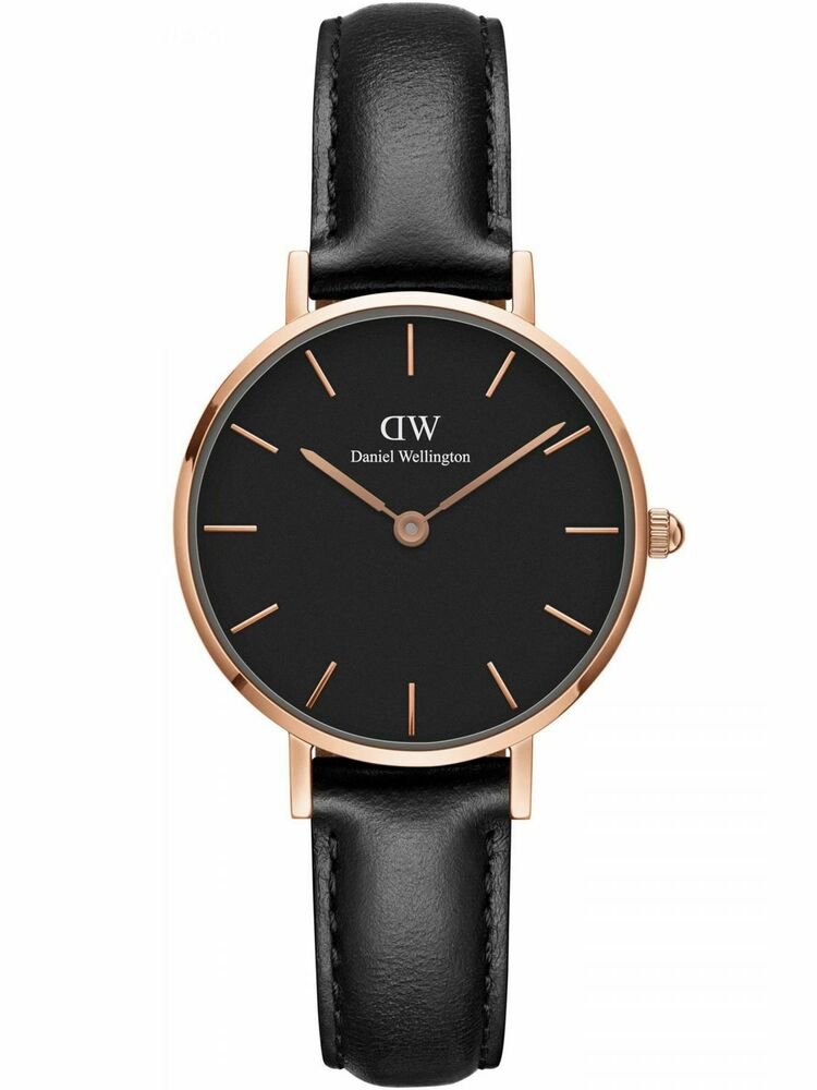 1434ceb32ddd Details about NEW Daniel Wellington Classic Petite Sheffield 32mm Rose Gold  Tone Women s Watch