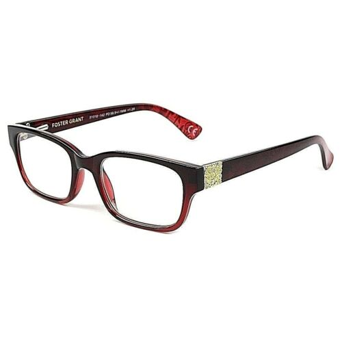 womens-200-strength-foster-grant-red-golden-nugget-reading-glasses-msrp22