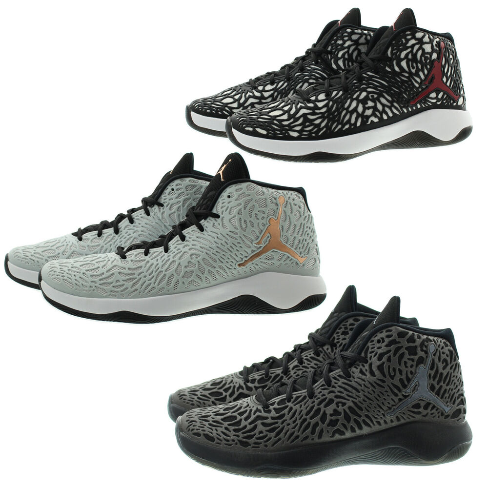 check out f1891 43ee2 Details about Nike 834268 Mens Air Jordan Ultra Fly Lightweight Basketball  Shoes Sneakers