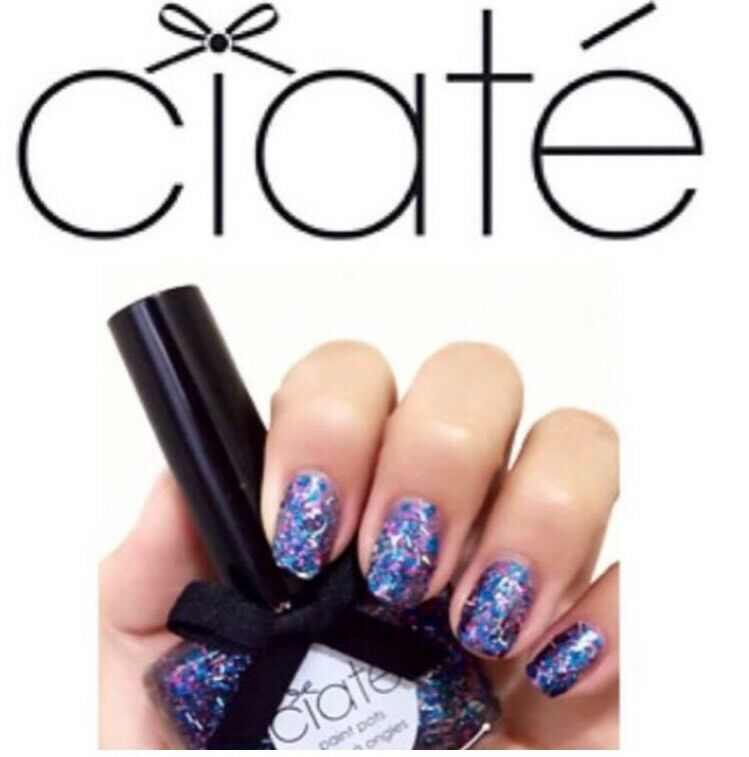 Ciate London Chrome Nail Polish: Ciate London Paint Pots Monte Carlo 100% Authentic Full