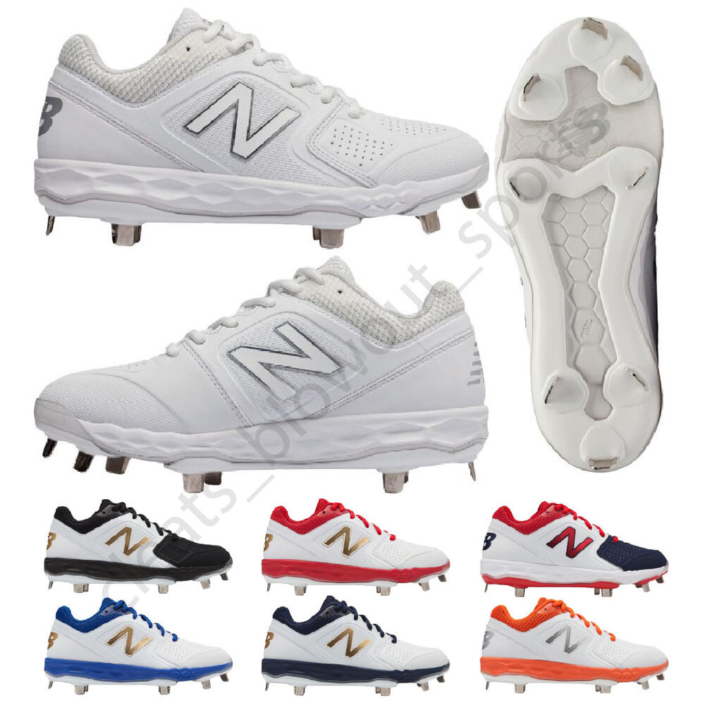49e5a843ee1 Details about 2019 New Balance Velo 1 Women s Metal Softball Cleats Ladies  Fastpitch Spike