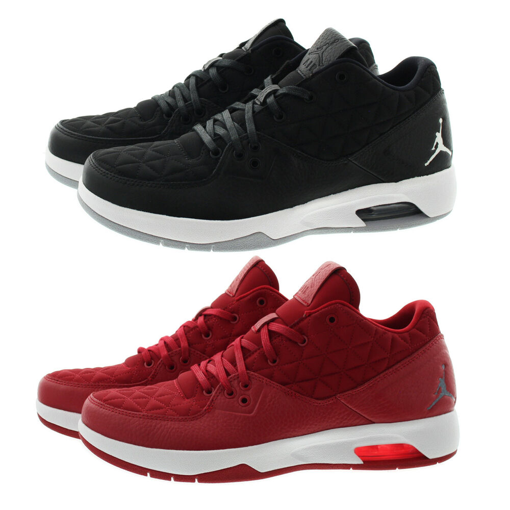e0d857a8e6d Details about Nike 845043 Mens Air Jordan Clutch Low Top Basketball  Training Shoes Sneakers