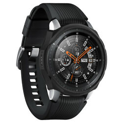 Kyпить Galaxy Watch 46mm Case | Shockproof Screen Protective [Liquid Air] Bumper Cover на еВаy.соm