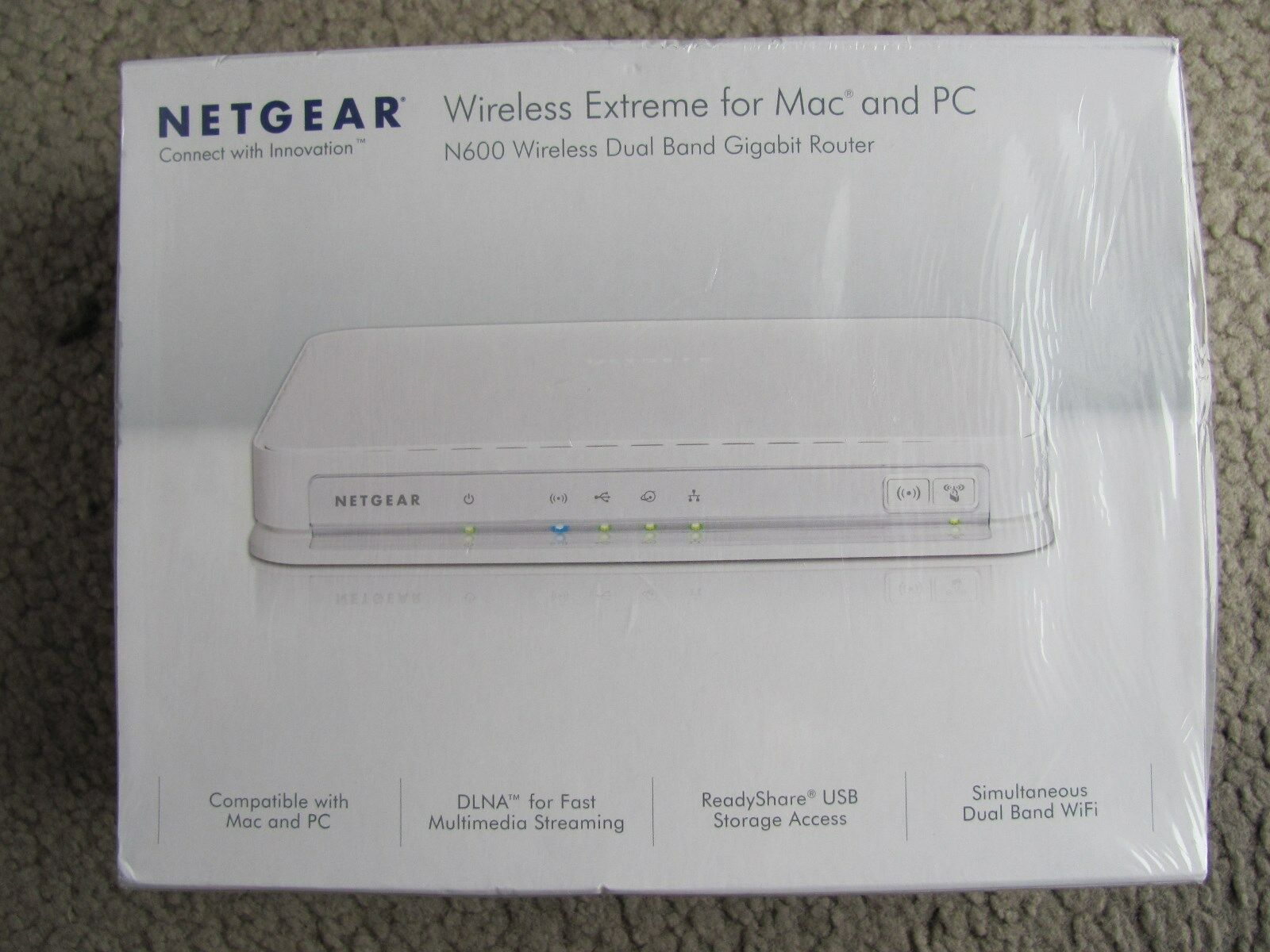 Netgear wndrmac wireless extreme for mac and pc wndrmac-100aus.