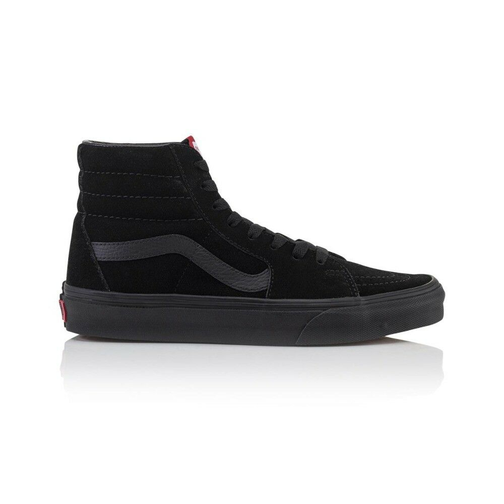 325a67461a Details about Vans SK8-HI Casual Skate Shoes - Unisex Men s Women s - -  Black Black