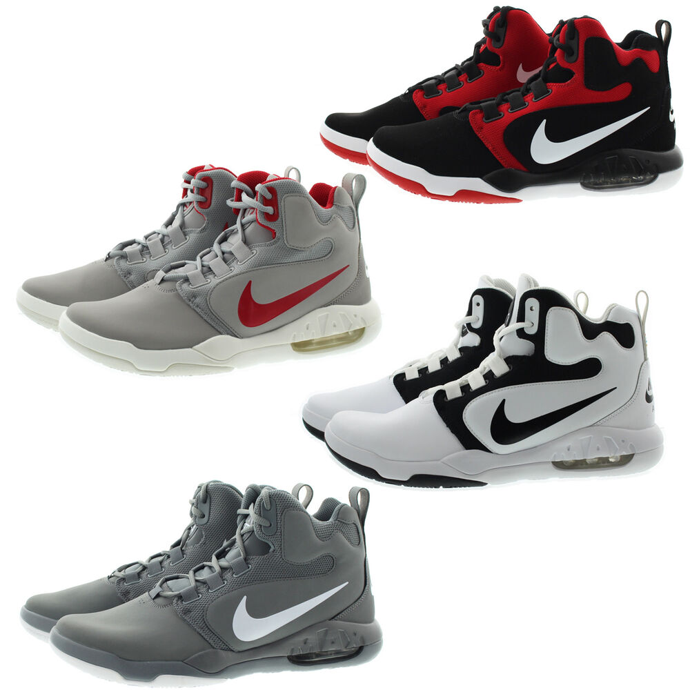 44ac6bf39c14 Details about Nike 861678 Mens Air Max Conversion Mid Top Basketball  Athletic Shoes Sneakers
