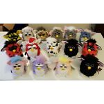 Lot of 15 Furby Furbies Parked status. Excellent cosmetic condition. Most tagged