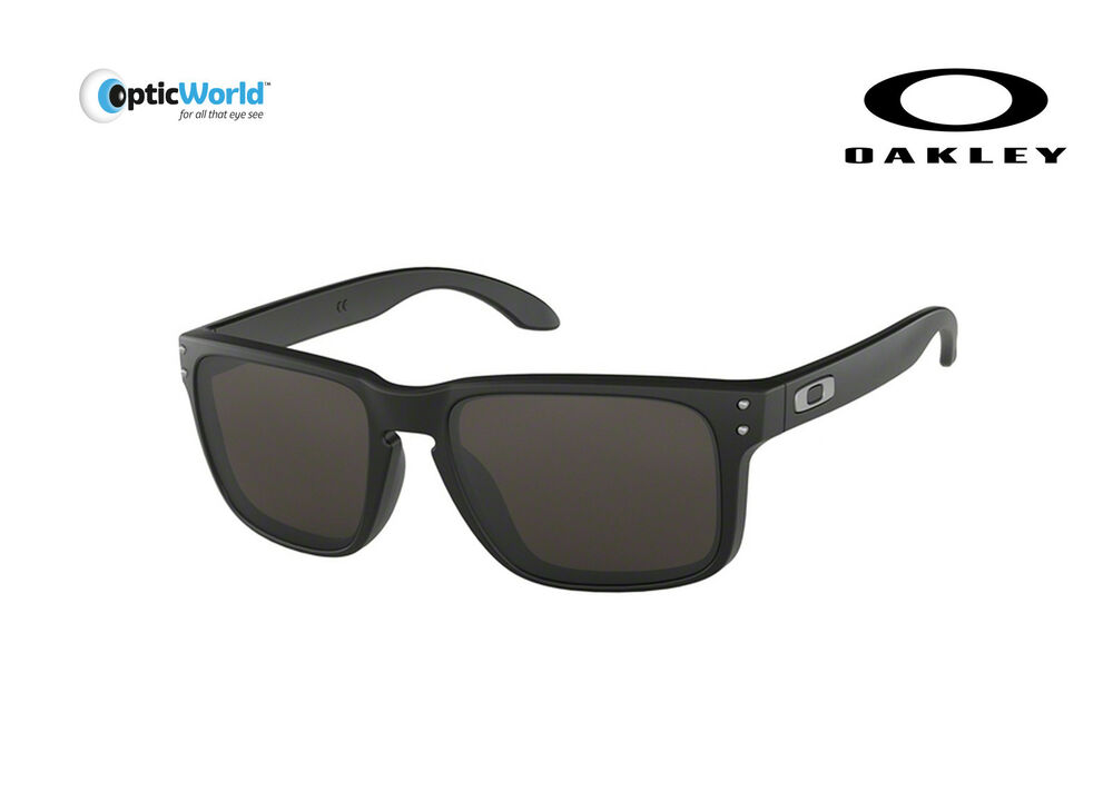 0b7db099c Oakley OO9102 HOLBROOK - Designer Sunglasses with Case (All Colours) | eBay