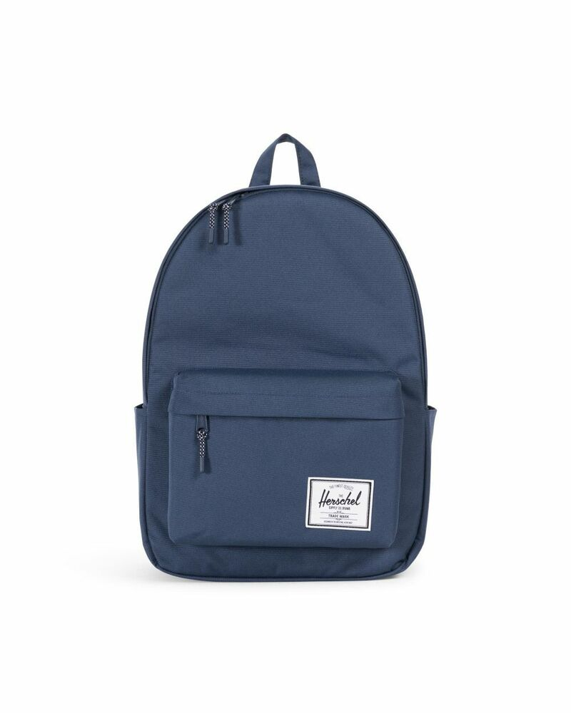 4a5629ab0dc Herschel Supply Co. Classic XL Backpack Navy MSRP  55 Brand NWT 100 ...