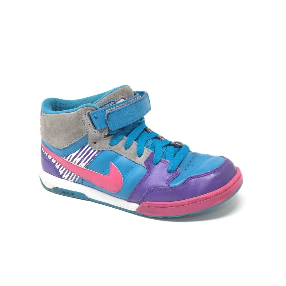 quality design 4e8aa aa102 Details about 2009 Nike iD Dunk MID Mogan 6.0 Womens Size 9 370685 991  SKATEBOARDING Turquoise
