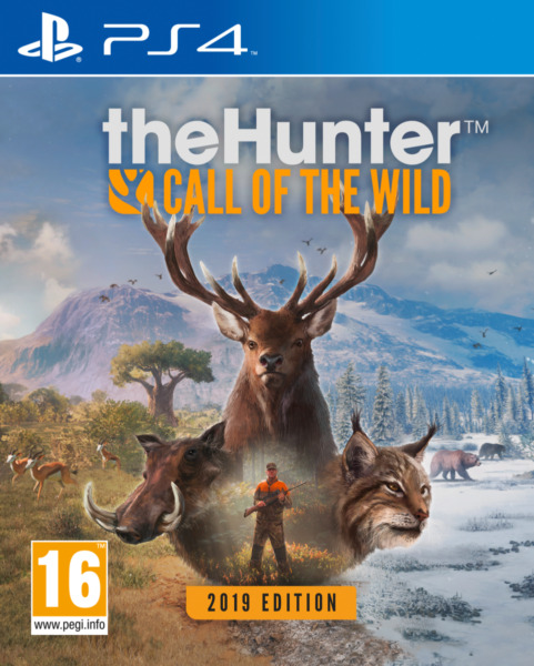The Hunter Call of the Wild 2019 Edition PS4 Neuf sous blister