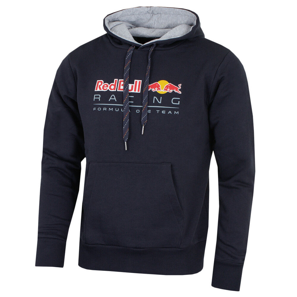 1c04389ef29 Details about Puma Red Bull F1 Racing Team 2018 Men's Pullover Hoodie  Jacket Navy RRP £115 NEW