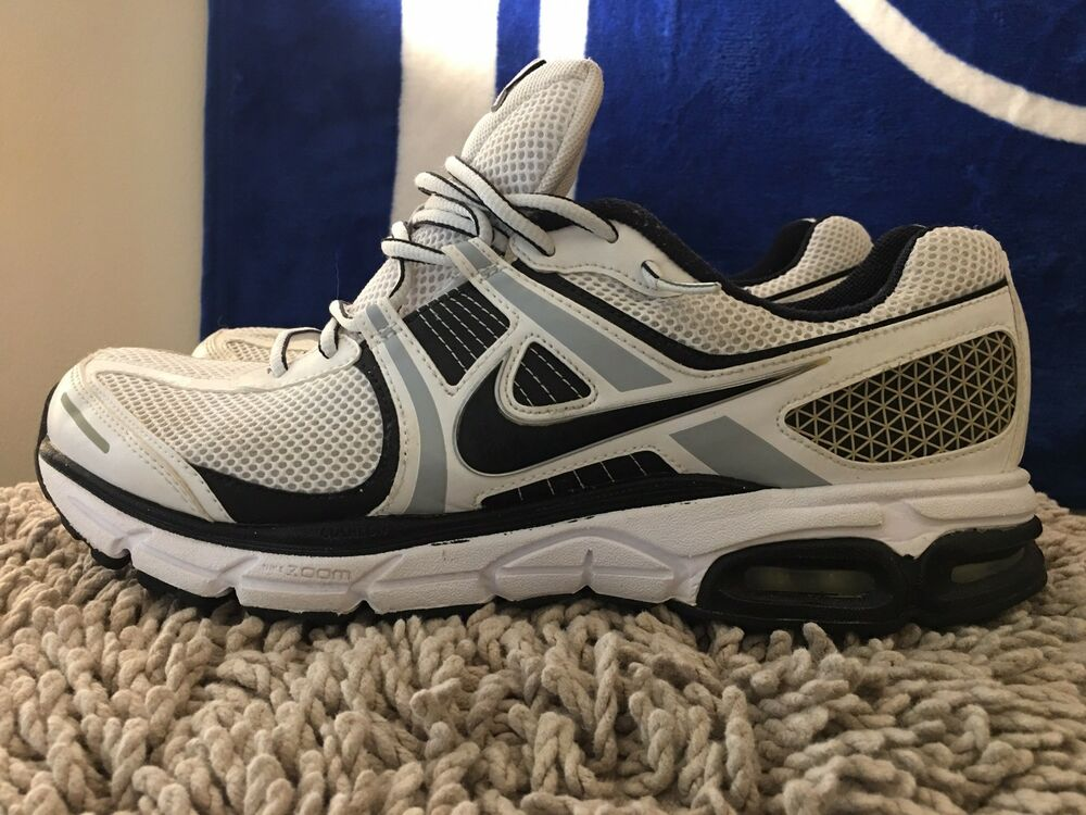 san francisco bf712 5624e Details about Nike Air Max Moto 8 +, 407641-100, White   Black, Men s  Running Shoes, Size 12