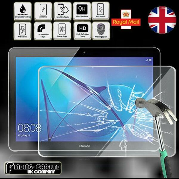 Tablet Tempered Glass Screen Protector Cover For Huawei MediaPad T3 10 9.6