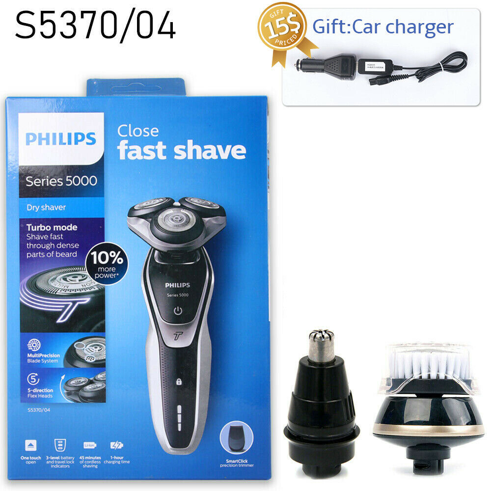 5f816941389 Details about Philips Norelco Electric Shaver 5500 Wet   Dry