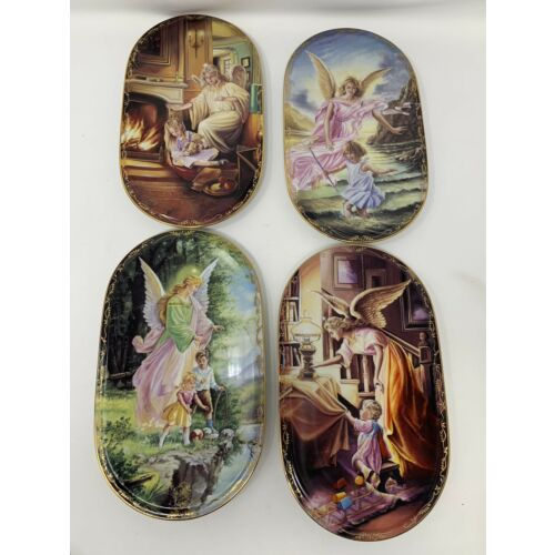 vintage-annaburg-german-guardian-angel-ceramic-decorative-set-of4-plate19951996