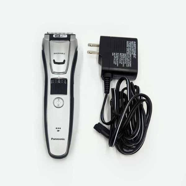Panasonic All-In-One Body Beard Trimmer Hair Clipper | Silver | ER-GB80-S