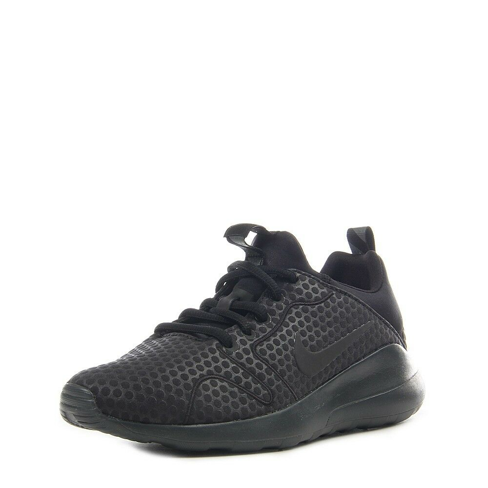 hot sale online 7fe03 4a931 Details about NIKE KAISHI 2.0 SE LOW RUNNING SNEAKERS WOMEN SHOES BLACK   44898-008 SIZE 6 NEW