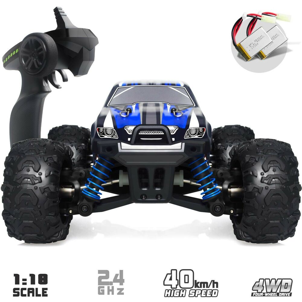 Details About Vcanny Remote Control Car Terrain Rc Cars Electric Off Road